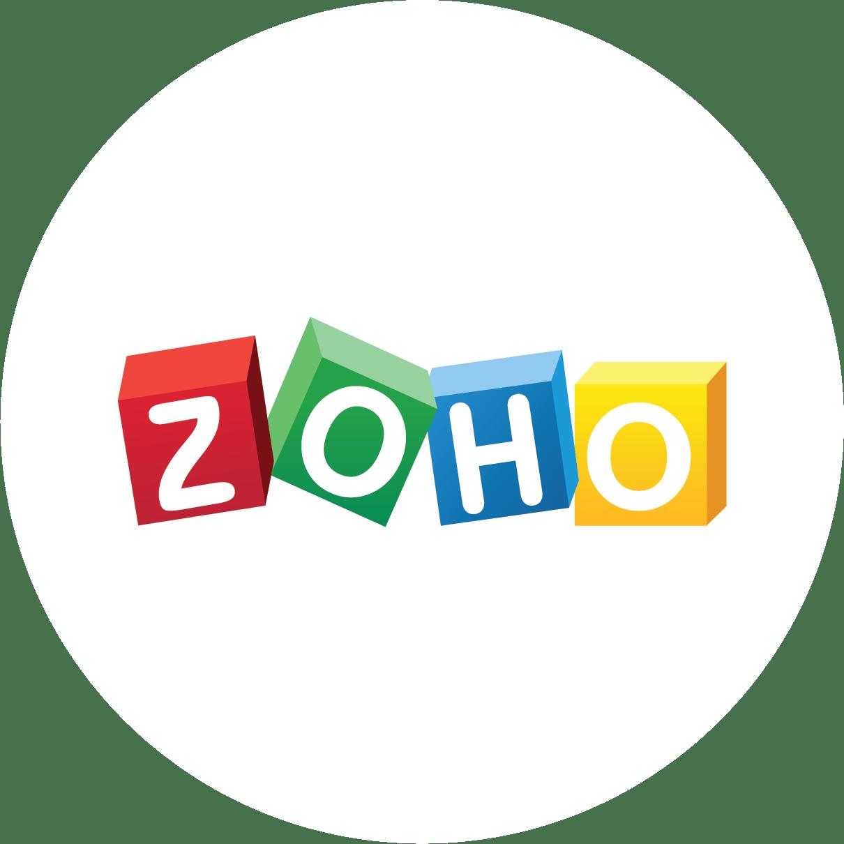 partners - zoho