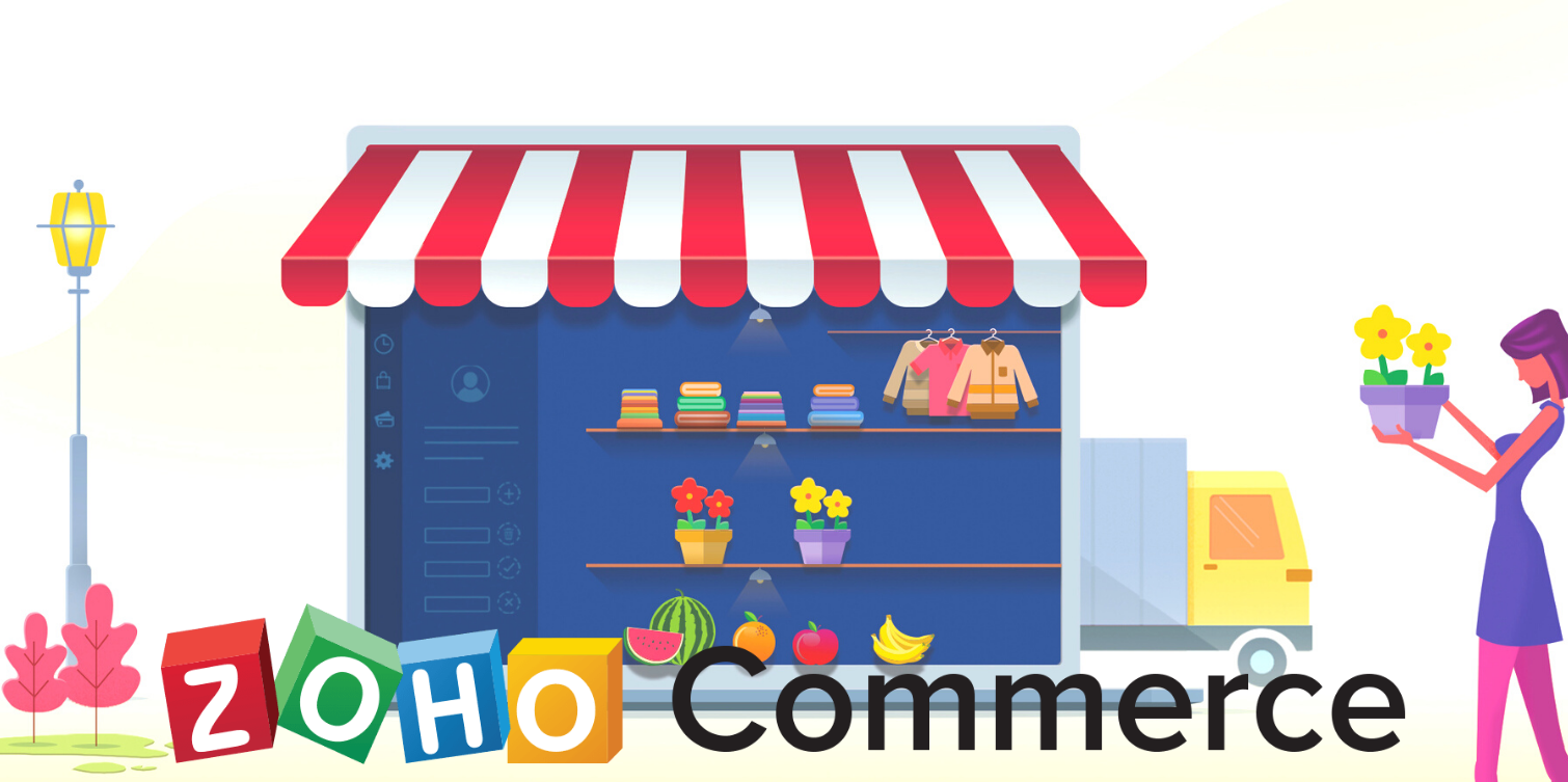 Zoho Commerce